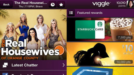 Social TV: 6 Apps That Will Transform Television in 2013 | Big Media (En & Fr) | Scoop.it