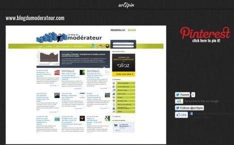 5 services pour améliorer Pinterest - Blog du modérateur   Utilidades TIC para el aula   Scoop.it