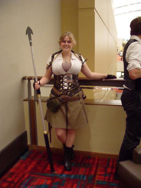 Miss Elizabeth of Our Lady Most Fair | Choose Steampunk | Scoop.it