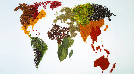 From '5 a day' to 'eat the rainbow': food guidelines around the world | @FoodMeditations Time | Scoop.it