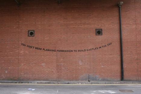 Banksy - Outside | Architecture pour tous | Scoop.it