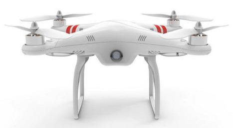 Ohio (USA) : un drone civil coincé sur le toit d'un palais de justice ! | Geeks | Scoop.it