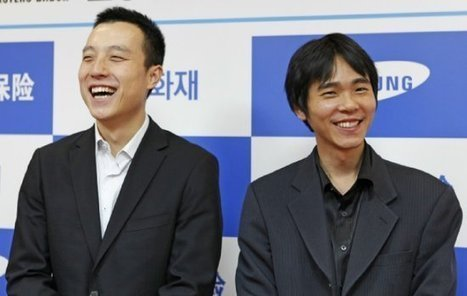 Lee Sedol and Gu Li ten game match looking likely | Go, Baduk, Weiqi ~ Board Game | Scoop.it