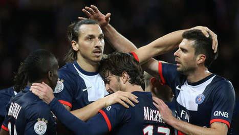 PSG belooft recordpremie bij eindzege Champions League | rodriques11 | Scoop.it