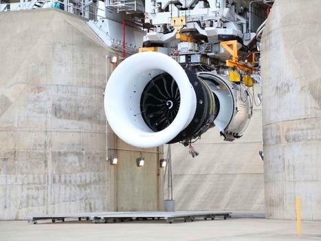 Le constructeur américain GE lance le plus gros moteur d'avion civil au monde | Axeal- revue de presse _ commerce | Scoop.it