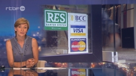 Les monnaies complémentaires du 9 août 2012, info : RTBF Vidéo | Monnaies En Débat | Scoop.it