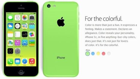 Apple's Youthful iPhone 5C Enjoys Impressive Gains with Hip Females in Europe | Macwidgets..some mac news clips | Scoop.it