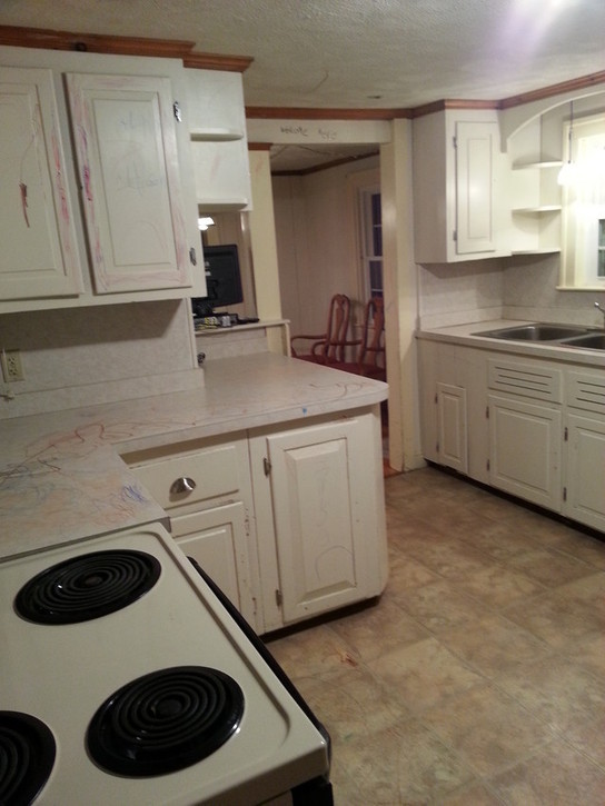 3 Weeks demo to DONE: Reveal!!! - Kitchens Forum - GardenWeb