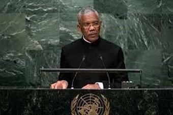 Granger to press Venezuela border controversy at UN meet | Algunos temas sobre el Caribe y Relaciones Internacionales | Scoop.it
