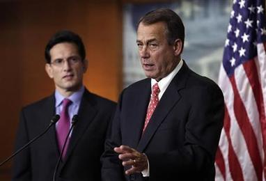 House Republicans back off from fiscal clash with Obama | MN News Hound | Scoop.it