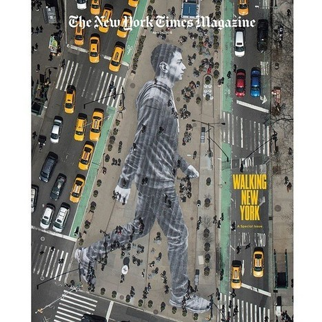 JR - Artist | World of Street & Outdoor Arts | Scoop.it
