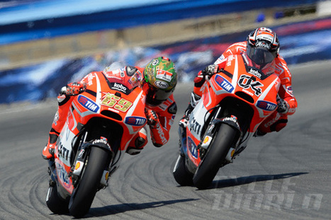 Technical Analysis: 90-Degree V-Four Engine- MotoGP Racing | Ductalk Ducati News | Scoop.it