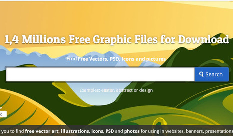Download millions of FREE vectors, photos and PSD | Lean content | Scoop.it