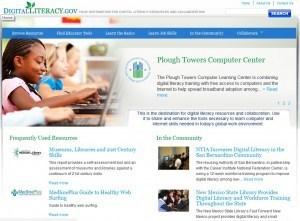 National Digital LiteracyPortal | Digital Literacy for Library Staff | Scoop.it