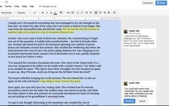 Experimenting in Education: Writing in Google Doc's | Integración de Google apps en educación | Scoop.it