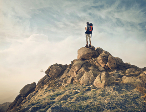 Are You A Hill-Finder Or A Hill-Taker? | CEO's Almanac | Scoop.it