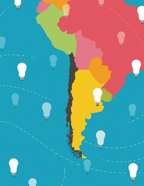 Creatividad en Chile: ¿los peores del barrio? | Managing Technology and Talent for Learning & Innovation | Scoop.it