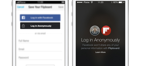 Facebook Introduces Anonymous Login For Connected Apps   AANVE!  Website Designing Company in Delhi-India,SEO Services Company Delhi   Scoop.it