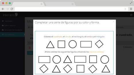 Crea adaptaciones curriculares online (acis) para acneae´s con Interacis | Evaluación Psicopedagógica | Scoop.it