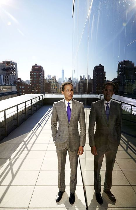 An Inside Look at What's Keeping Black Men out of the Executive Suite | TechNFO | Scoop.it