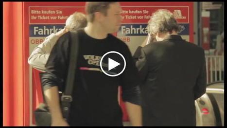 Carmina Burana. Il FlashMob alla stazione di Vienna è spettacolo puro - Video TvZap | Arts Marketing and Communication | Scoop.it