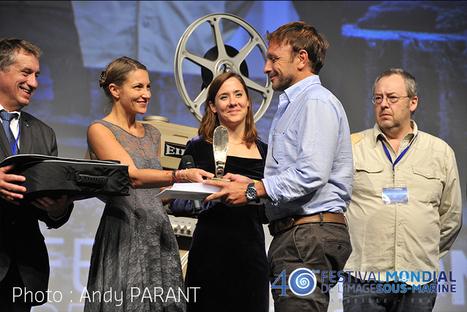 Palmares 2013 - Festival Mondial de l'Image Sous-Marine | Blue world news | Scoop.it