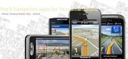 Top 5 Smartphone Navigation Apps to Make Your Daily Life Easier - 7Boats • Internet Marketing | iPhone Apps Development | Scoop.it