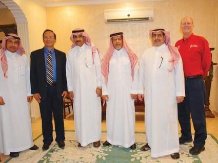 Saudi, US academics team up to apply social farming in Hail | Saudi Gazette (Saudi Arabia) | CALS in the News | Scoop.it