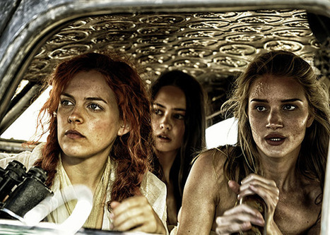 The Ecofeminism of Mad Max Film | Eco-feminism & the Ecology of Fear | Scoop.it
