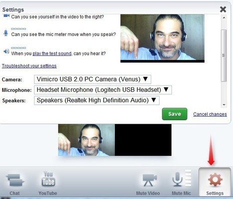 How to stream & record Google+ Hangouts | How to use Google+ in your internet marketing + content strategy | Scoop.it