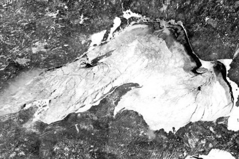 Watch the Great Lakes Freeze Over - TIME | Remote Sensing | Scoop.it