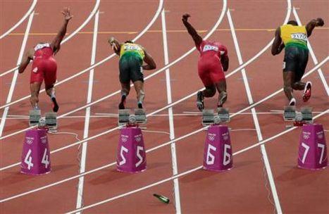 Hombre lanza botella a la pista durante competición de 100m y judoca le da su merecido | Periodismo a secas | Scoop.it