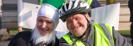 Home - Cardiff Pedal Power | Inclusive Cycling Forum Wales | Scoop.it