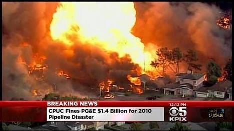 Regulator let PG&E investigate itself after San Bruno blast | sustainablity | Scoop.it