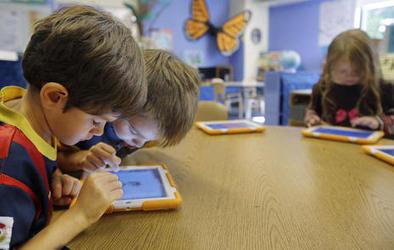 App teaches kindergartners basic computer coding | Digital Tech & Innovation | Scoop.it