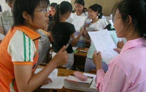 En Chine, des protestations contre la réforme de l'enseignement supérieur | Recherche  & Enseignement Supérieur | Scoop.it
