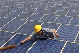 China doubles pace of new renewable energy - Sydney Morning Herald | WHS Beyond Power Update | Scoop.it
