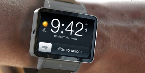 Comment l'iWatch pourrait bouleverser les nouvelles technologies | Postal innovation in digital business | Scoop.it