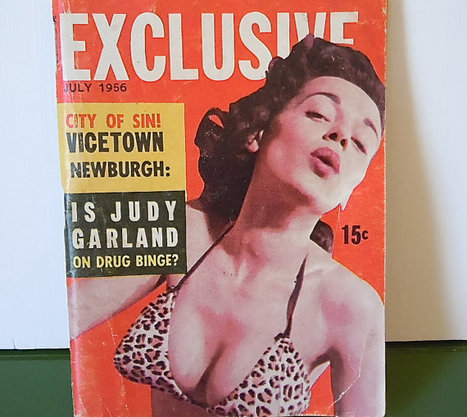 Exclusive moviestar magazine featuing Judy Garland | Antiques & Vintage Collectibles | Scoop.it
