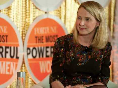 Marissa Mayer Loves Paperwork, And It's Driving Some People Nuts | Entrepreneurship, Innovation | Scoop.it