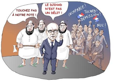 Cazeneuve : la sécurité des Français attendra, priorité à mon honneur ! | Think outside the Box | Scoop.it
