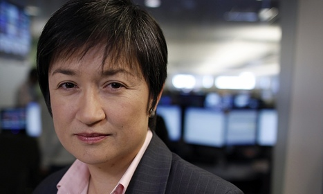 Penny Wong: 'There's more scrutiny. We get questions men don't get asked'   Women of The Revolution   Scoop.it