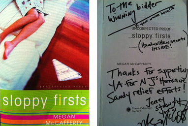 eBay stories blog   Young Adult authors unite for Sandy relief   Indie Author on the Prowl   Scoop.it