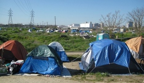 Seattle's Homeless In Tent Cities Could Soon Have WiFi - The Inquisitr | Smart Muni Cell - Smart Metro Cell - Municipal Wireless | Scoop.it