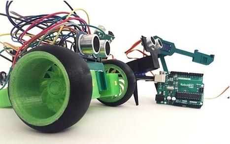 Robobox - La Box de la robotique | robotique-codage-et-technologie | Scoop.it