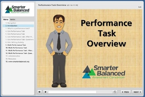Sample SBAC Performance Task | Common Core State Standards for School Leaders | Scoop.it