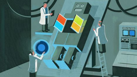 Microsoft, Google and Facebook compete on AI development | Learning Technologies | Scoop.it