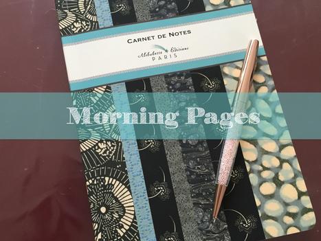 En quoi tenir un journal peut vous aider à vous recentrer sur l'essentiel? - nadegevialle | écriture passion | Scoop.it