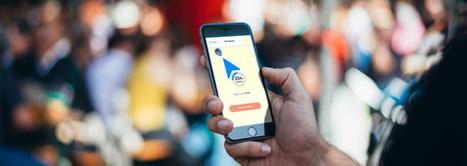 Triber, l'App sur iPhone qui permet de retrouver ses amis avec une boussole   Actu Web-Réseaux sociaux-Nouvelles technologies & divers...   Scoop.it