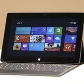 Microsoft peine à imposer sa tablette Surface qui pèse sur ses bénéfices   Geeks   Scoop.it
